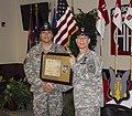 82nd Combat Aviation Brigade aviator earns the Army Broken Wing award 140429-A-LX078-010.jpg