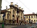 8394 - Milano - Giuseppe Rusnati, Facciata S. Maria della Passione (1729) - Foto Giovanni Dall'Orto, 31-Aug-2007.jpg
