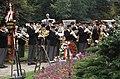 8 oktober ontzetviering met muziekkorps Tussen ongeveer de jaren 1960 en 1990 heeft de Afdeling Monu - RAA-DMGA-02048 - RAA Elsinga.jpg