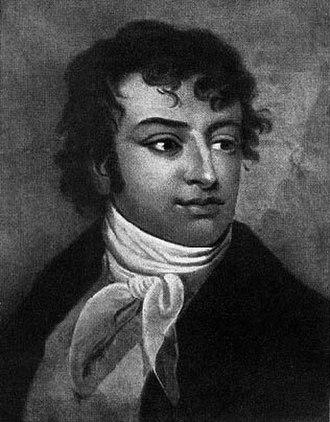 August Wilhelm Schlegel - Schlegel c. 1800