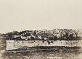 A. Salzmann - Enceinte du temple, vue générale de la face est, Pl. 1 - Jerusalem.jpg