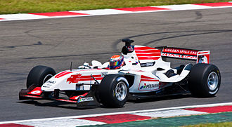 A1 Team Indonesia - A1 Team Indonesia in Kyalami Circuit 2009