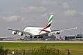A6-EDH 5 A380-861 Emirates MAN 03SEP10 (5863868186).jpg