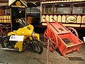 AA motorbike and hand-cart, Cultra - geograph.org.uk - 2760655.jpg