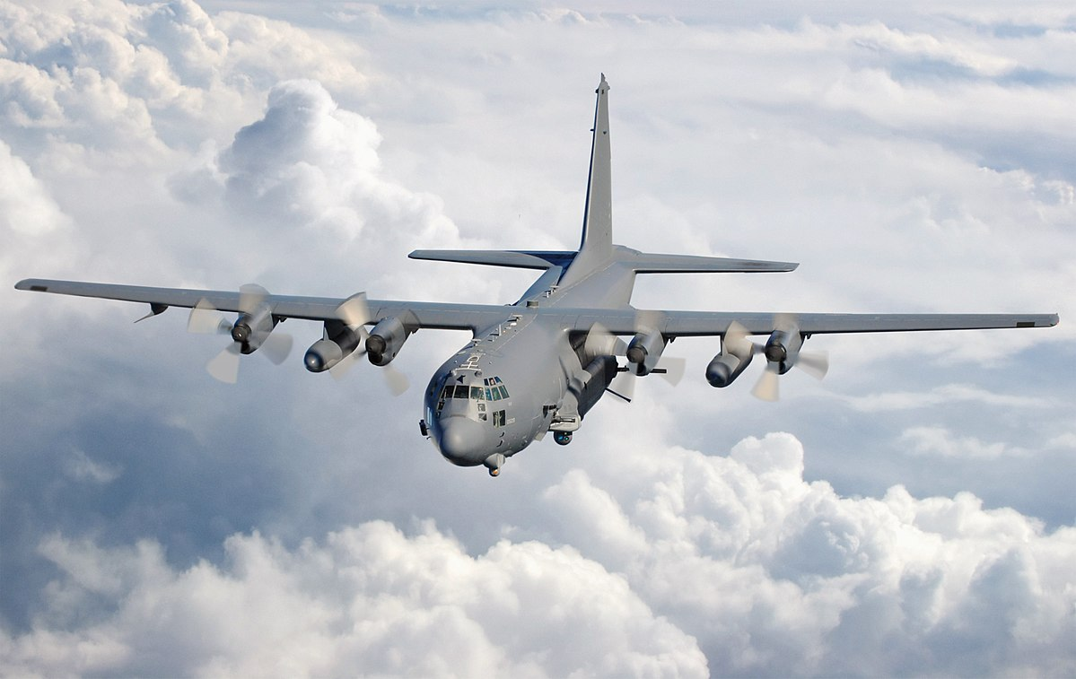 Lockheed AC-130 - Wikipedia