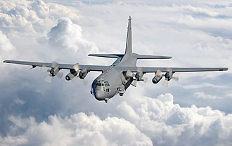 Lockheed AC-130 - An AC-130U gunship from the 4th Special Operations Squadron