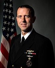 ADM John M. Richardson, USN