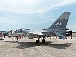 AIDC F-CK-1B 10004 Display at Gangshan Air Force Base 20170812Lc.jpg