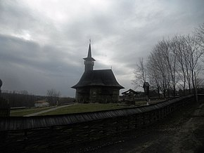AIRM - Wooden church of Hirișeni - mar 2014 - 02.jpg