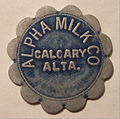 ALBERTA, CALGARY -ALPHA MILK CO. 1 QUART HOMO MILK c.1970 a - Flickr - woody1778a.jpg