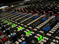 AMS Neve VXS72 details, Gravity Slaves recording, Studio Contrepoint, May 2010.jpg