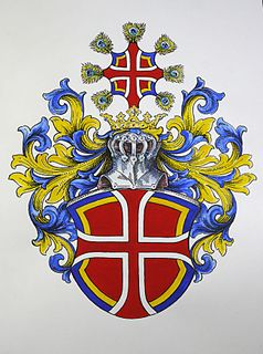 Historic chivalric order