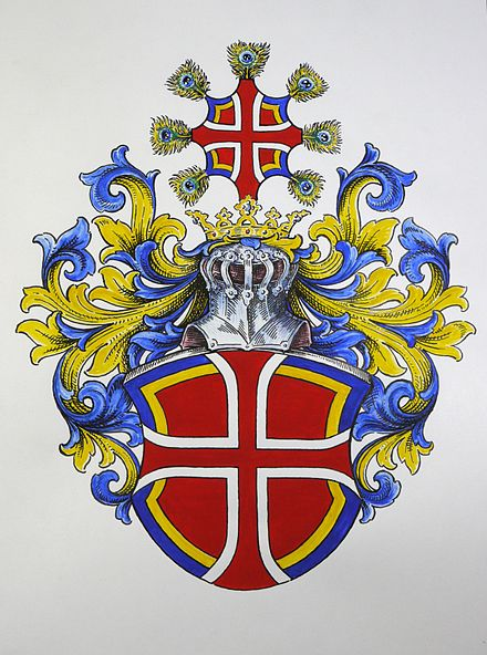 Coat of Arms Ancient Order of St. George