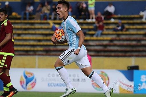 ARGENTINA VS VENEZUELA SUB 20 5