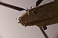 A Royal Air Force CH-47 Chinook helicopter soars over Lashkar Gah district, Afghanistan, Sept. 24, 2011 110924-N-TH989-299.jpg