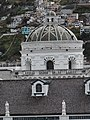 A cool view from the Roof deck (Palacio de Pizarro), Historic Center of Quito, pic.r2d2,01.jpg