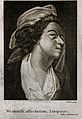 A man whose physiognomy expresses (according to Lavater) wea Wellcome V0009309ER.jpg