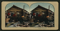 A miner's home at Cape Nome, Alaska, from Robert N. Dennis collection of stereoscopic views.png
