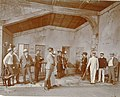 """A scene from """"Soldiers of Fortune"""" (SAYRE 12608).jpg"""