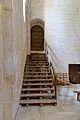 Abbaye Notre-Dame de Sénanque escalier 02.jpg