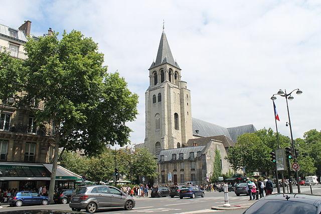 Église St-Germain-des-Prés