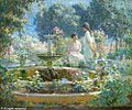 Abbott Fuller Graves - The Fountain.jpg