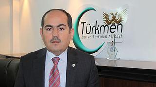 Syrian politician