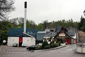 Aberlour distillery - Aberlour Distillery