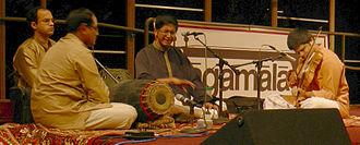 Katcheri - Carnatic vocal concert