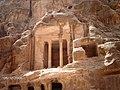 Abitazioni per carovanieri Piccola Petra.JPG