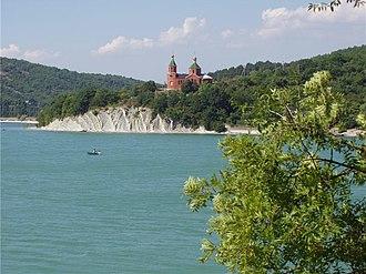 Krasnodar Krai - Lake Abrau