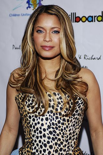 Blu Cantrell - Cantrell in Hollywood, Los Angeles in 2007.