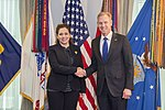 Acting Secretary of Defense meets with Minister of Defence of the Republic of Albania 190418-D-HA938-012.jpg
