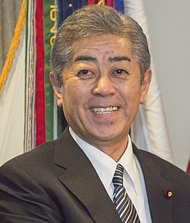 Takeshi Iwaya Japanese politician
