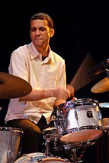 Adam Cruz American jazz drummer from New York City