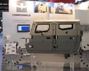 Composhield - Image: Add on kit