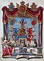 Adelsdiplom - Hoffmann 1791 - Wappen.jpg