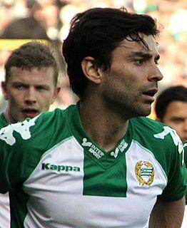 Baggio Hušidić Bosnian-American football player