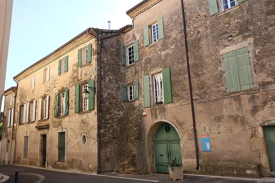 Adissan (Hérault) - château