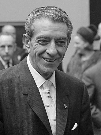 Adolfo López Mateos - Adolfo López Mateos in 1963