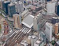 Aerial photo of Osaka Station 14-Aug-2019.jpg