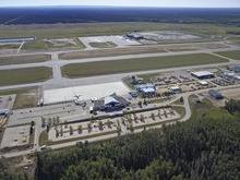 Aerial view of Fort McMurray Airport 2014.tif