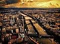 Aerial view of Seine River bridges and Paris.jpg