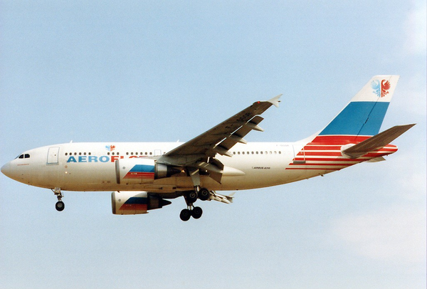 Aeroflot Flight 6551