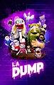 Affiche poster série village La Dump The Dump show marionnettes puppets égout sewer Maude Morissette.jpg