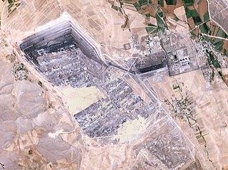 Elbistan coalfield Afşin Elbistan Lignite Reserve