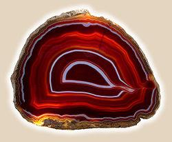 stensorter i naturen