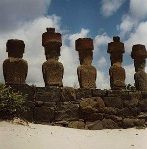 Rapanui, Ahu Nau Nau