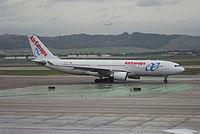 EC-JQQ - A332 - Air Europa