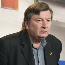 Aki Kaurismäki at Berlinale 2017.jpg